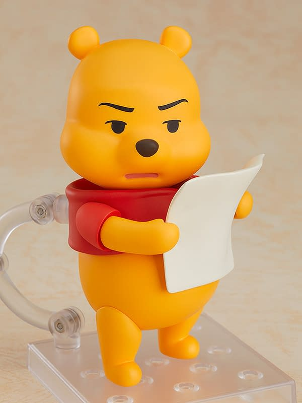 Winnie the Pooh is Back with a Re-Release Figure from Good Smile