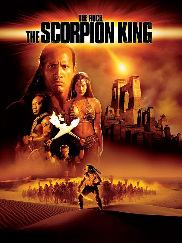 The Scorpion King Will Live Again With Franchise Reboot