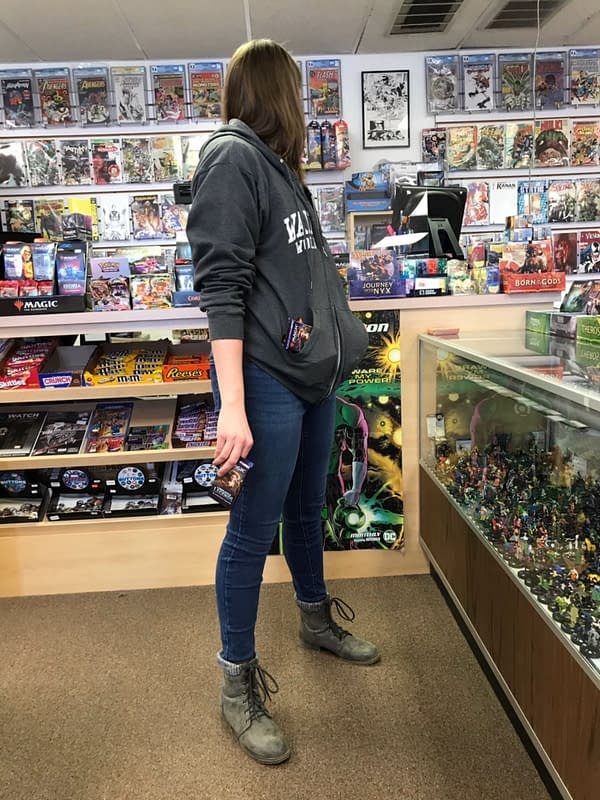 Shoplifters - Superstitious Cowardly Lot - Comic Store In Your Future
