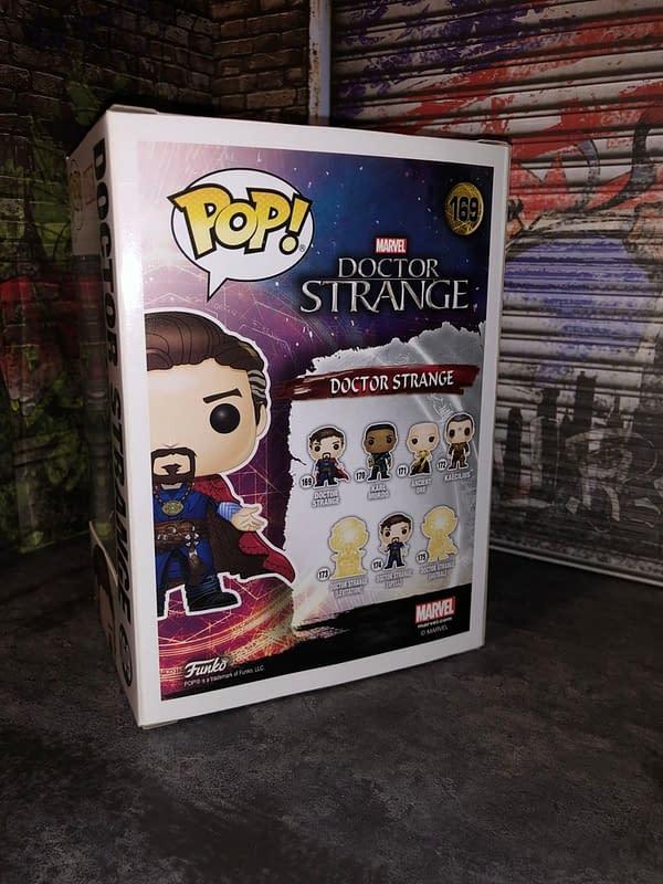 Funko Marvel Cinematic Universe - Doctor Strange (2016)