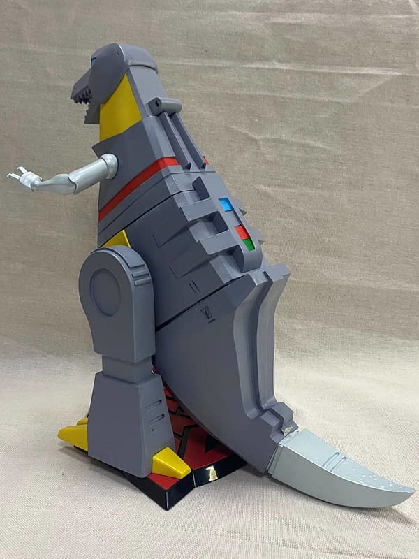 New Transformers G-1 Styled Statues Revealed by PCS Collectibles