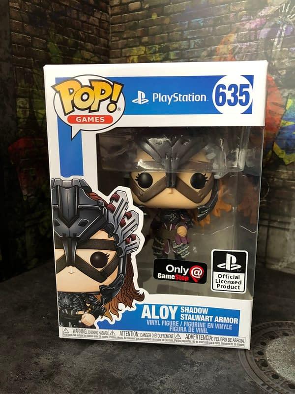 We Unbox New GameStop Exclusive Playstation Funko Pops