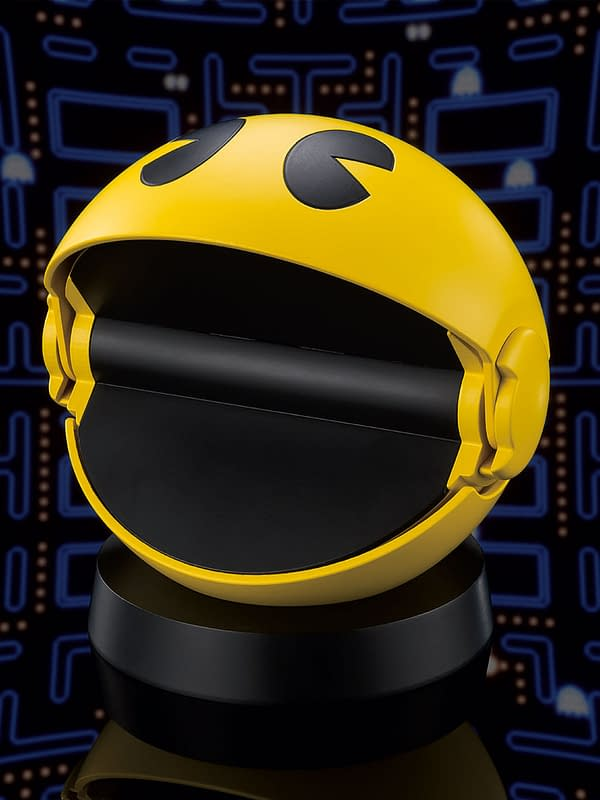 Bring Home Pac-Man With New Proplica Collective From Tamashii Nations