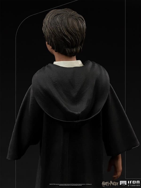 Harry Potter Returns to Year One With New Iron Studios Statue