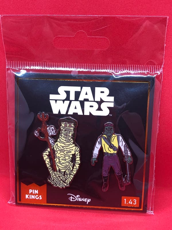 Star Wars Kenner Pins From Numskull Brings Back Nostalgia