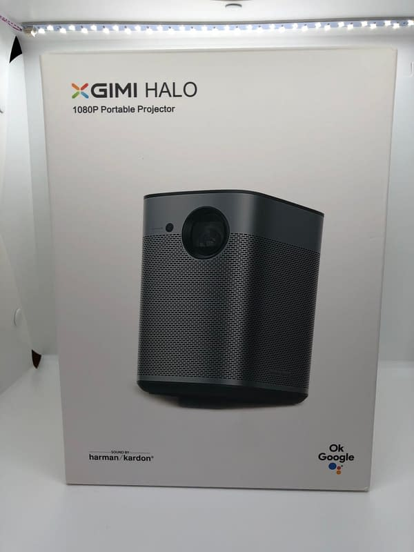 XGIMI Halo Portable Projector Changes The Way You Watch Movies
