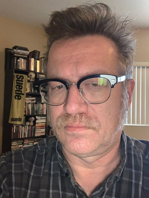 Tapas Media Gains Jamie S. Rich as New Editor-in-D