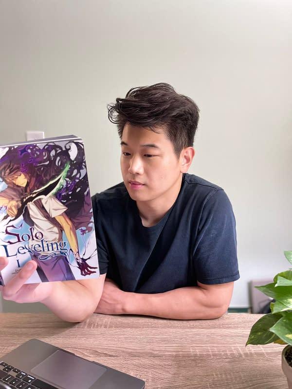 Solo Level Vol. 1: Yen Audio Casts Ki Hong Lee in Audiobook of Webcomic