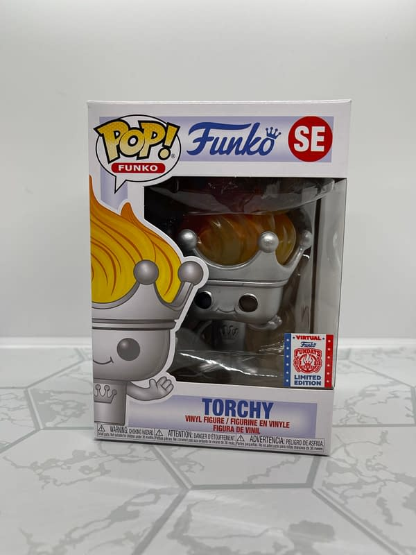 Funko Fundays Box of Fun 2021 (Funko Force) Unboxing