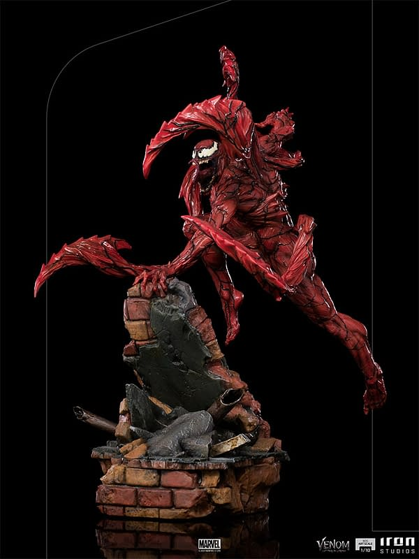 It's Time for Some Carnage with Iron Studios Newest Marvel Statue