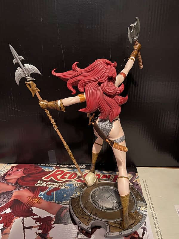 Celebrate 45 Years of Blood and Beauty with Dynamite Comics Red Sonja