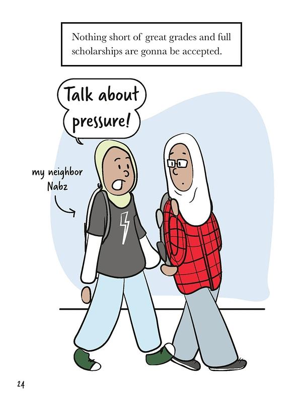 Huda F Are You Graphic Novel By Huda Fahmy