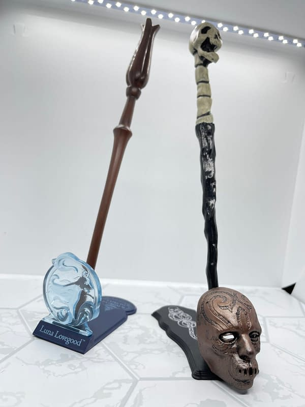 The Noble Collection's Mystery Harry Potter Wands Are Magical