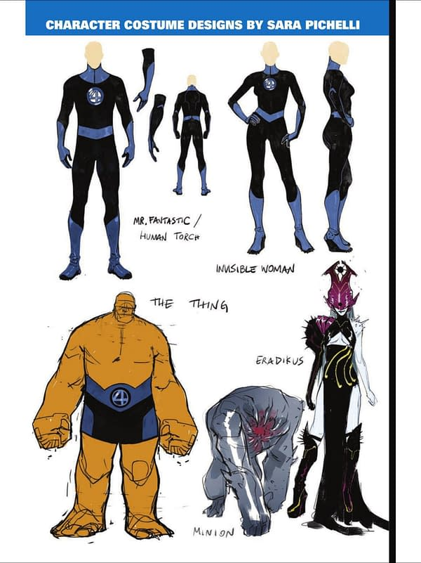 The Big Bad for Marvel's New Fantastic Four – Is She Eradikus?