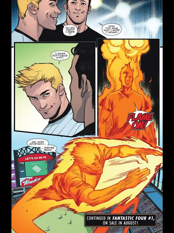Fantastic Four #1 Has Orders of Over Fantastic 400,000