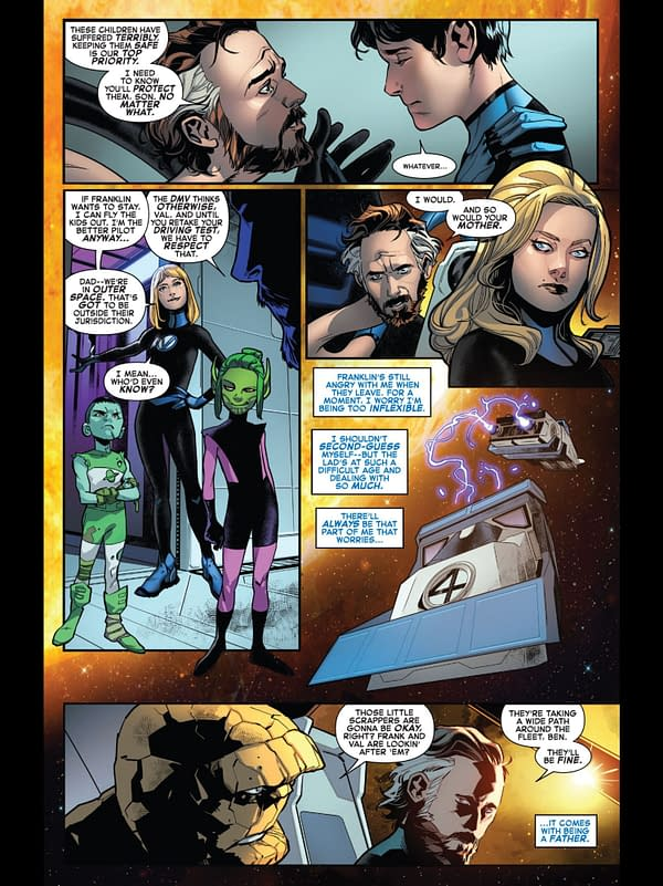 A Empyre #1 Previews Page