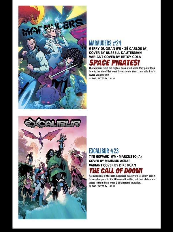 September 2021 Solicits and Solicitations