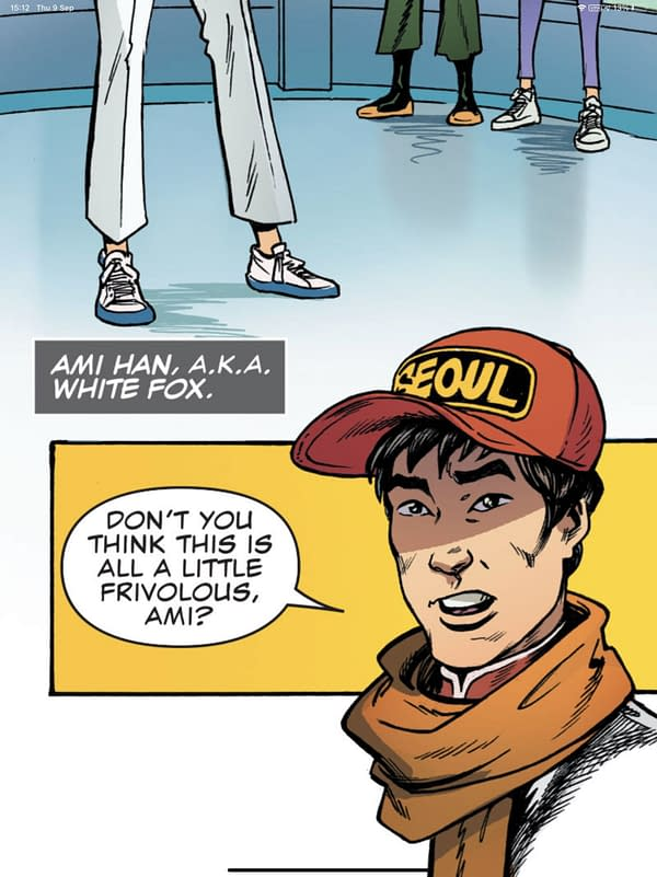 Shang-Chi Series, Available Now On Marvel Unlimited