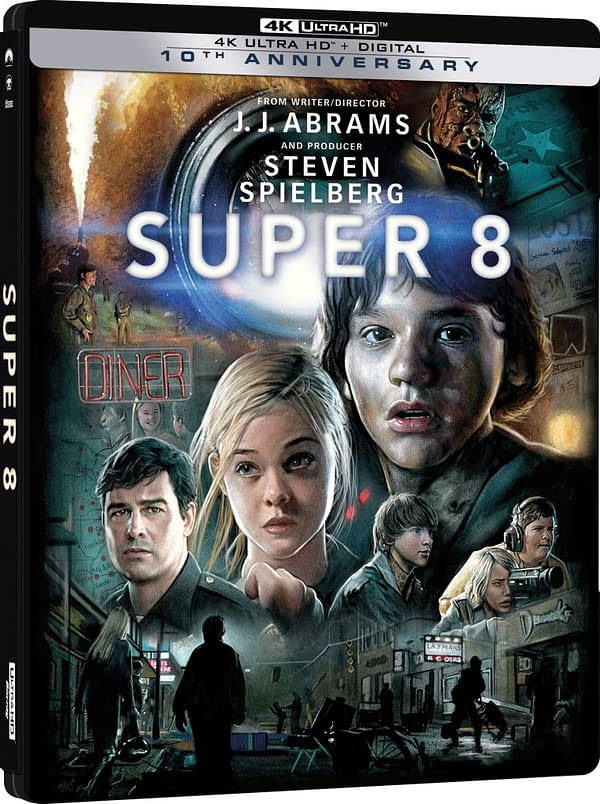 Super 8 Is Coming To 4K Blu-ray On May 25th