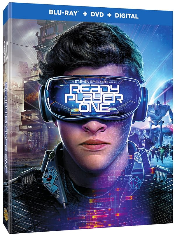 Here's What We're Getting on the 'Ready Player One' 4K and Blu-Ray