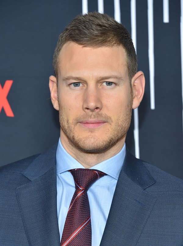 LOS ANGELES - FEB 12: Tom Hopper arrives for the Netflix's 'The Umbrella Academy' Premiere - Season 1 on February 12, 2019 in Hollywood, CA (Image: DFree/Shutterstock.com)