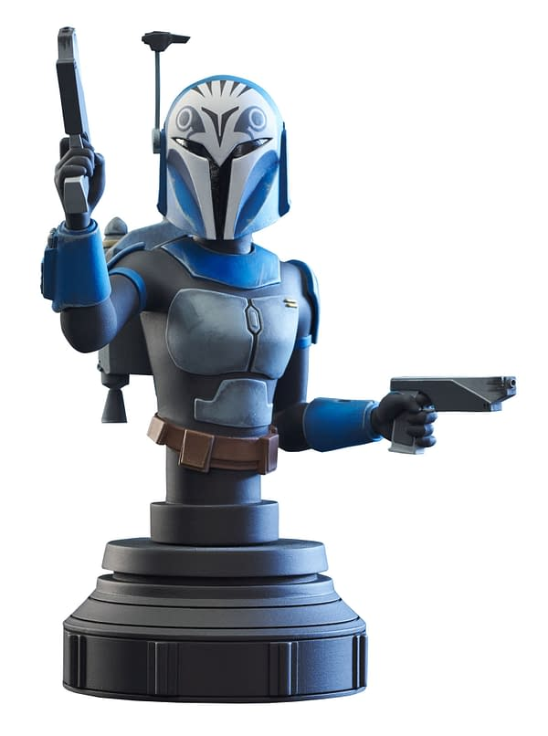Star Wars Bo-Katan Returns to The Clone Wars with Gentle Giant