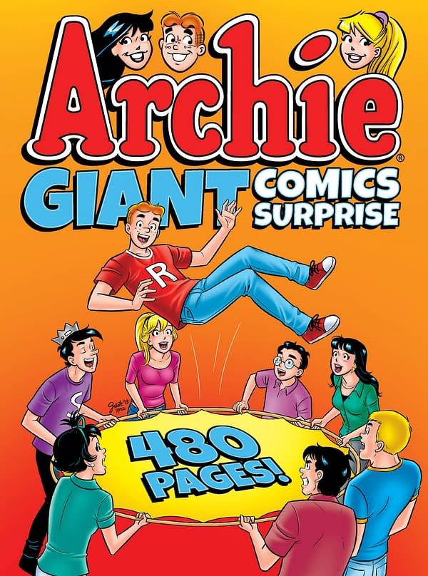 Waldo Weatherbee to Make Major Announcement – Archie Comics Solicits for May 2018
