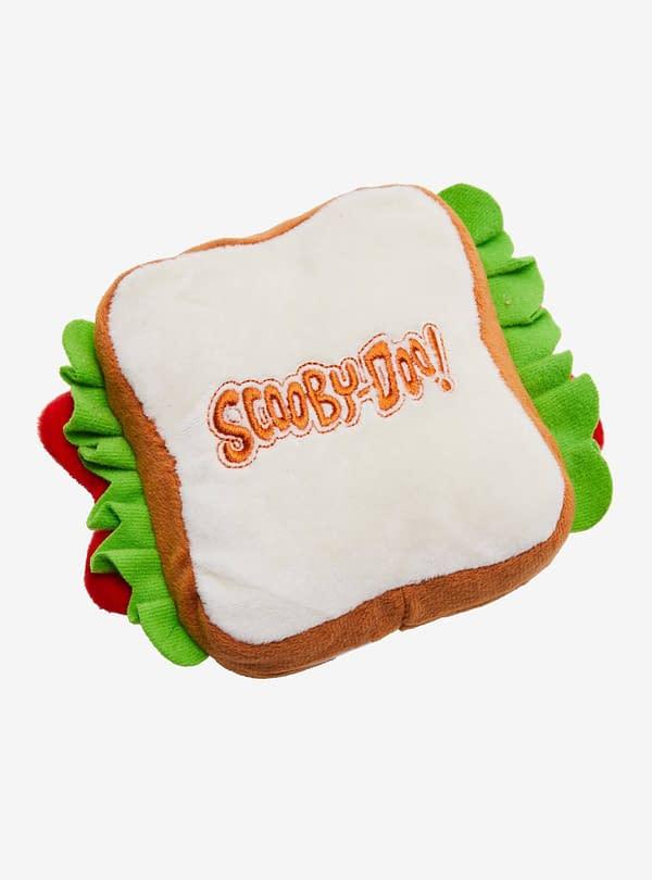 Scooby Doo Sandwich Back