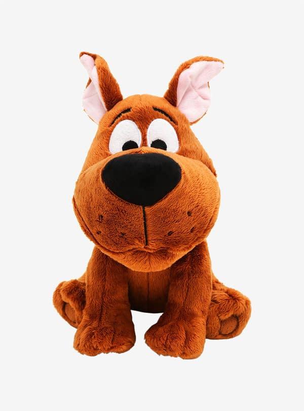 Scooby Doo Scooby Plush