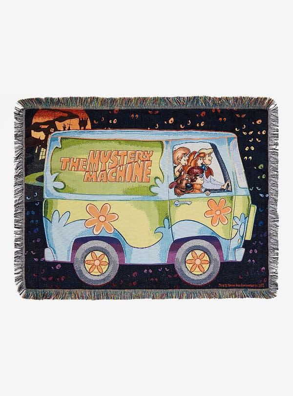 Scooby Doo Throw
