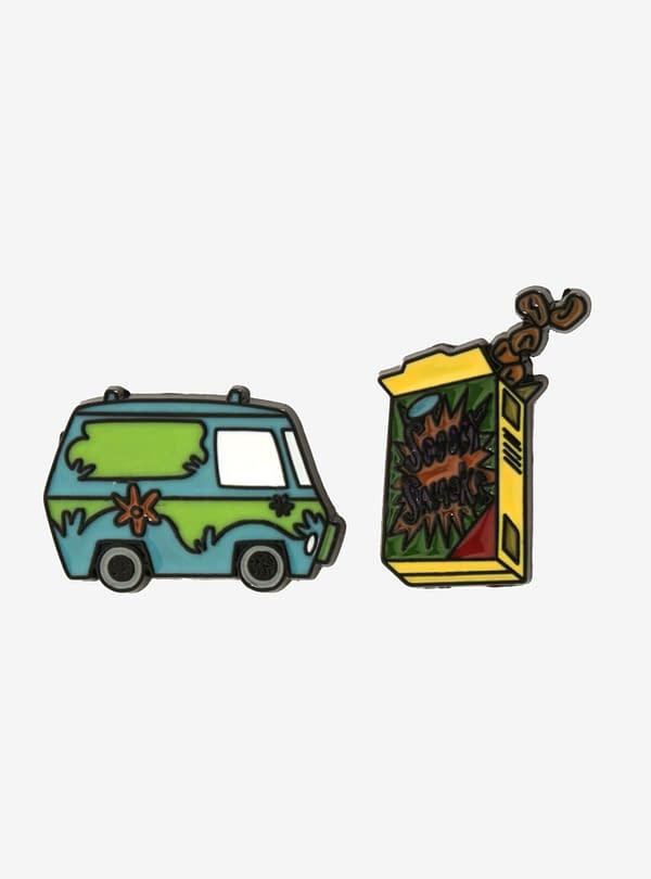 Scooby Doo Van 2Pk