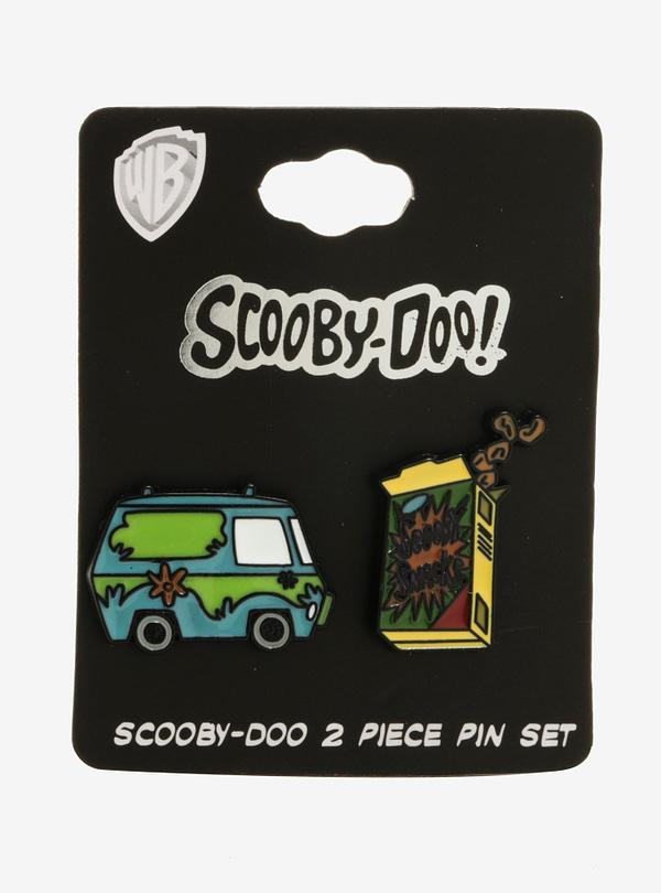 Scooby Doo Van 2pk_carding