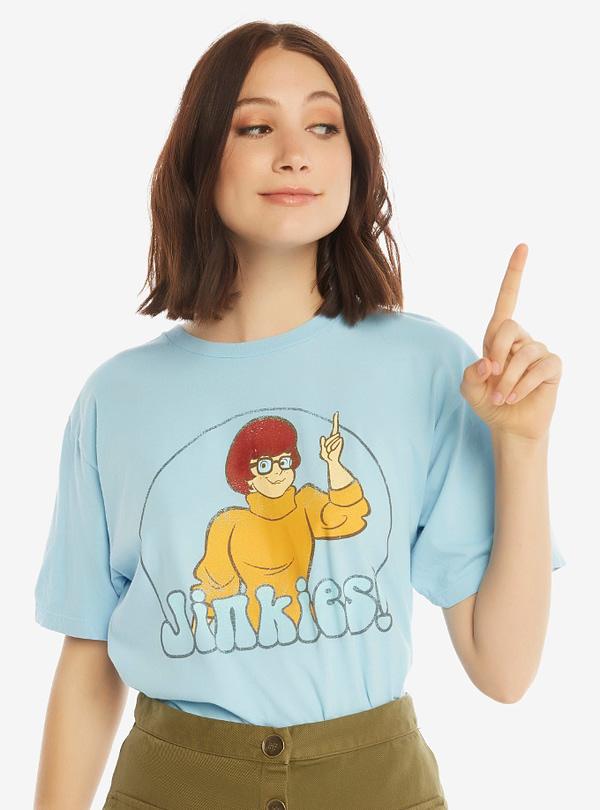 Scooby Doo Velma Jinkies