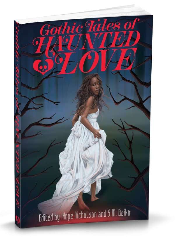 Hope Nicholson's Collection Of Intersectional Gothic Romance Stories, Now On Kickstarter
