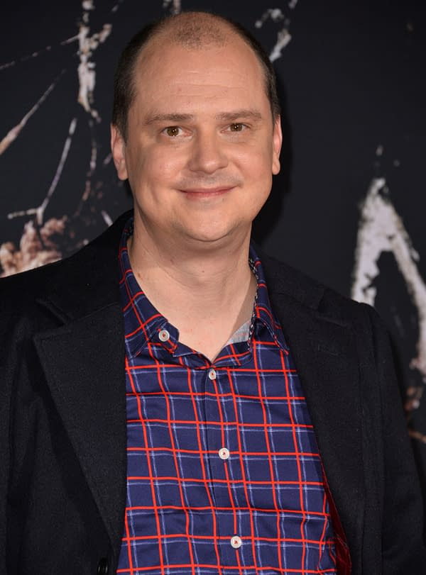 "shutterstocMike Flanagan at the US premiere of ""Doctor Sleep"" at the Regency Village Theatre. Editorial credit: Featureflash Photo Agency / Shutterstock.comk_1545137285"