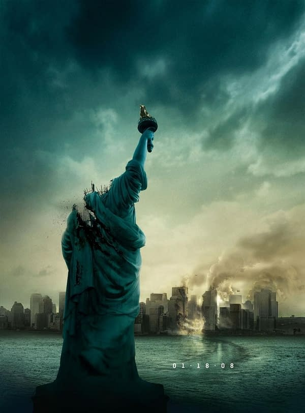 A True Cloverfield Sequel is in the Works