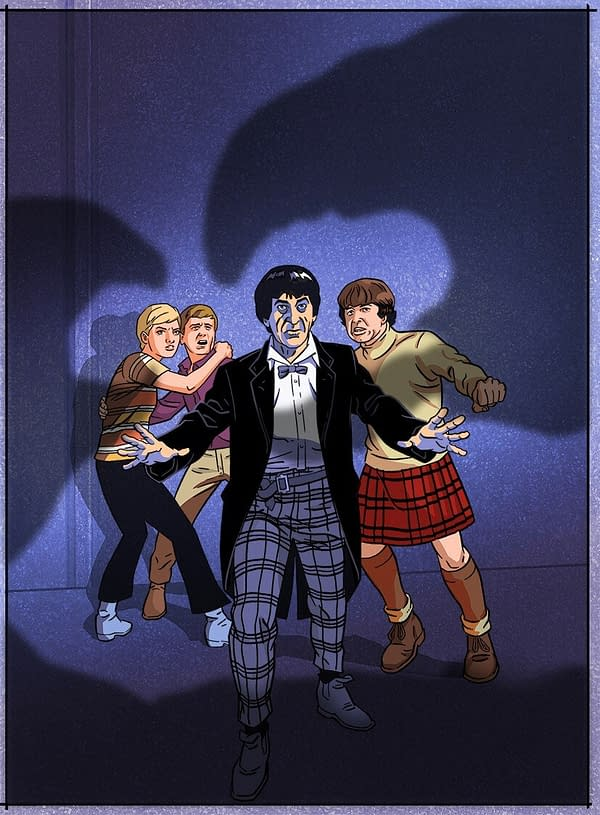 doctorwho macra terror animated