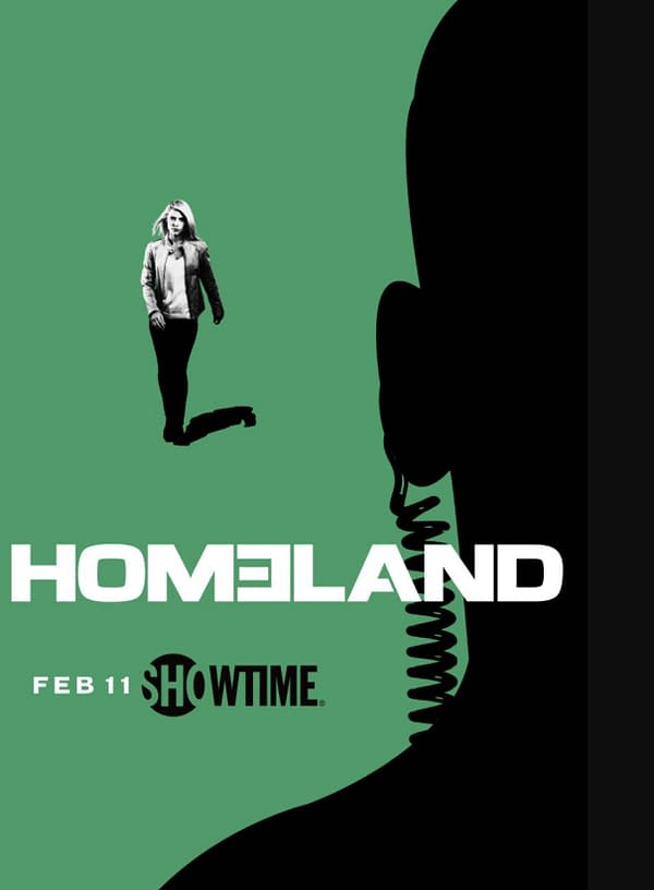 Homeland Season 7 Teaser: Carrie Wages War on The White House