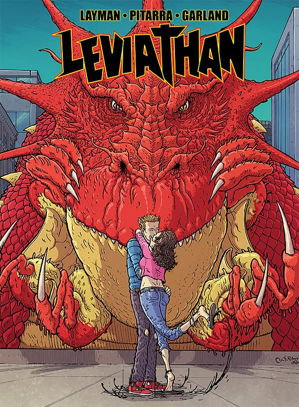 Brian Bendis and Alex Maleev Switch From Scarlet to Leviathan