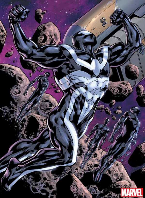 Bryan Hitch Joins Ram V & Al Ewing on Venom Ongoing Series in November