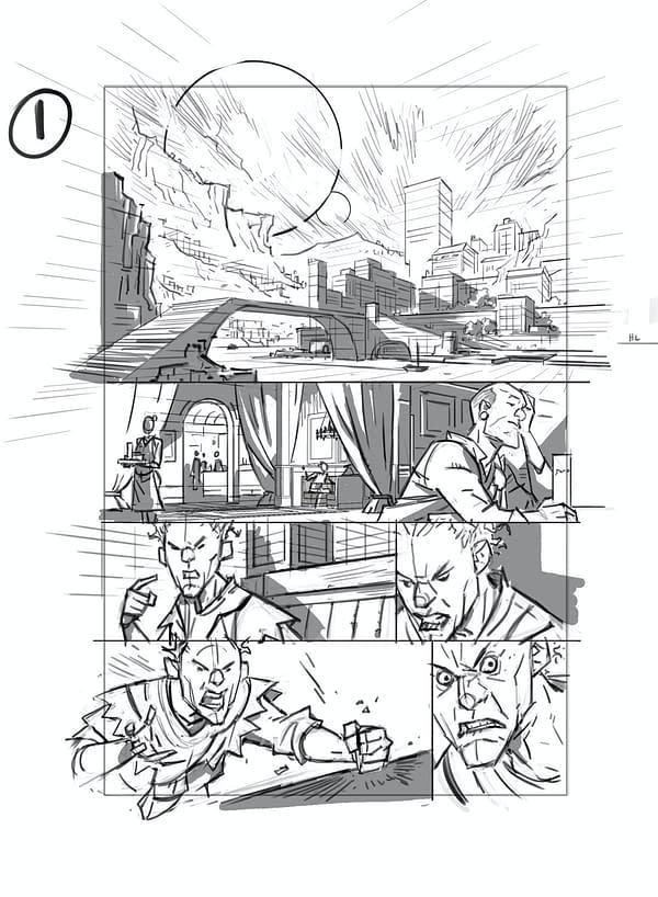 Jason Howard To Draw Jonathan Hickman's Duels