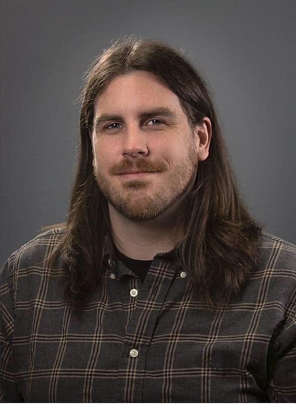 Dark Horse Has a New Director of Trade Sales: Sean Brice