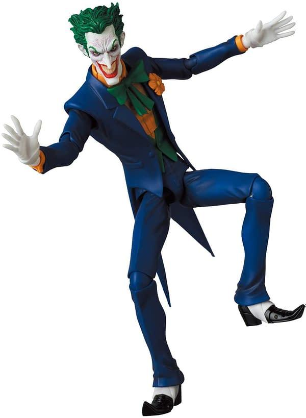 Joker Creates Chaos With New Batman Hush Figure From Medicom