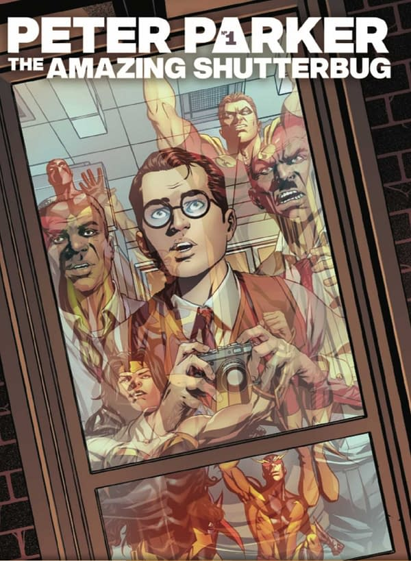 Heroes Reborn: Peter Parker, The Amazing Shutterbug #1 Review