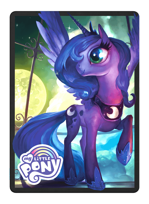 """""""My Little Pony"""" & """"Magic: The Gathering"""" Crossover Planned"""
