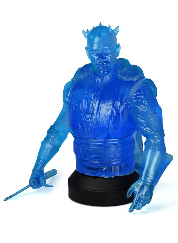 Solo: A Star Wars Story Darth Maul Holographic Mini Bust