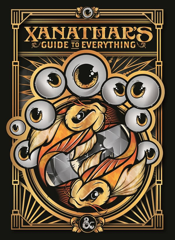 Expanding Your Horizons: We Review 'Xanathar's Guide To Everything'