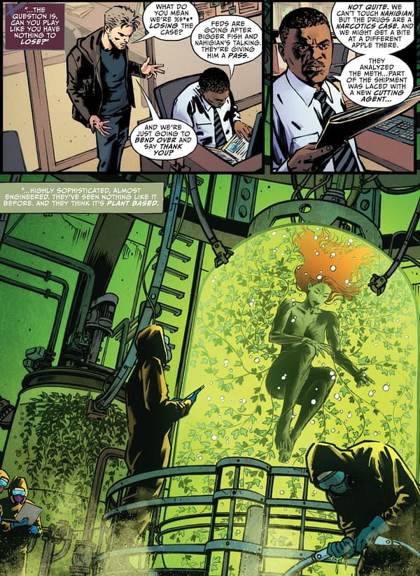 The Future Of Poison Ivy In Today's Batman Comic Books