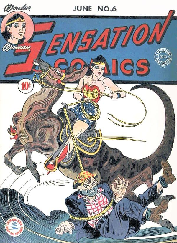 The Return of Wonder Woman's Kangaroo, Jumpa, to DC Universe Continuity (Batman #40 Spoilers)