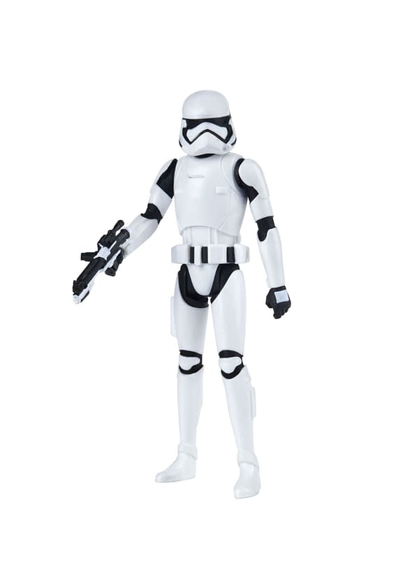 STAR WARS RESISTANCE 3.75-INCH FIRST ORDER STORMTROOPER Figure